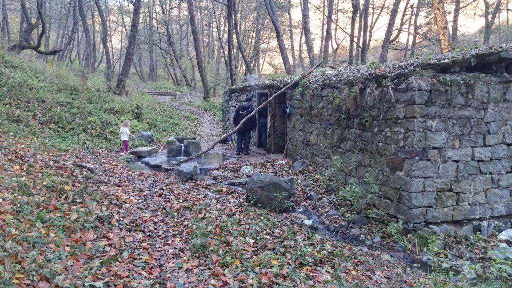 Минералните извори на с. Железница