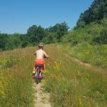 Опит за велоразходка Трявна - Боженци