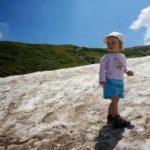 Първо самостоятелно качване на Черни връх