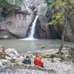 Еменската екопътека и водопадът Момин скок през пролетта