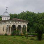 Плаковски манастир, Капиновски манастир и капиновски водопад