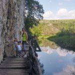 Екопътека по река Златна Панега край Луковит
