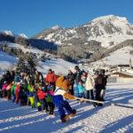 Дахщайн Вест - идеална дестинация за малки скиори