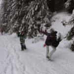 Зимно из Рила - разходка към хижа Скакавица