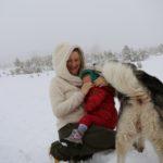 Зимна разходка до х. Безбог - или когато желанието да бъдеш навън е по-силно от мъгливото време