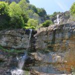 Вазовата екопътека и водопадът Скакля