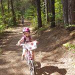 Семейна вело-разходка по панорамната пътека на Витоша