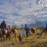 На коне из Разложката котловина