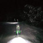 Нощно качване на Черни връх за Часа на земята