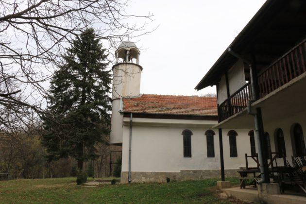 Урвички манастир
