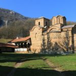 Ждрелото на р. Ерма и манастири в Сърбия