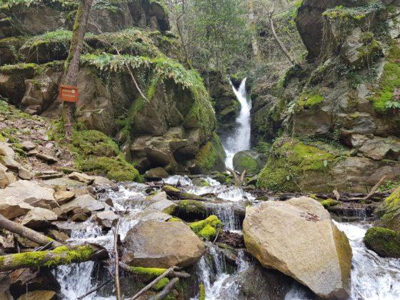 водопадите н Беласица