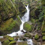 Водопадите в планина Беласица - Ляшнишки водопад