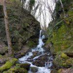 Водопадите на Беласица - Яворнишки водопад