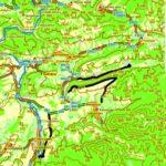 Каква карта ползваме за ориентиране при преходи и разходки?
