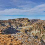 Върхове, сипеи, улеи и езера в Мальовишкия дял на Рила