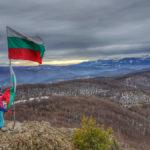 Зимно до връх Половрак в Лозенска планина