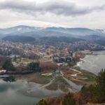 Панорамна пътека край Панчеревското езеро -  кратко раздвижване през всички сезони
