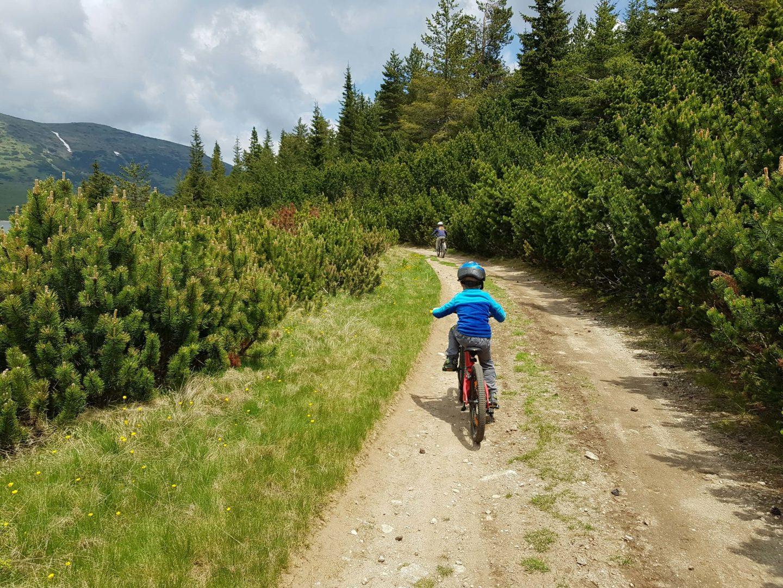 Велообиколка на язовир Белмекен