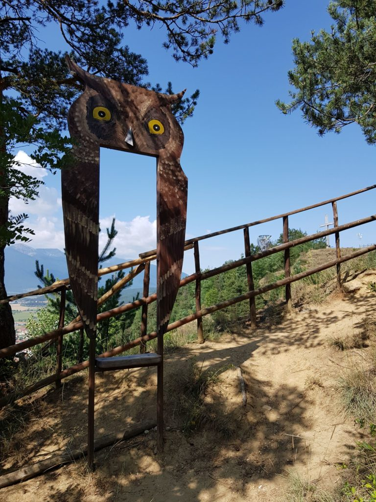 панорамна алея Стъпалата