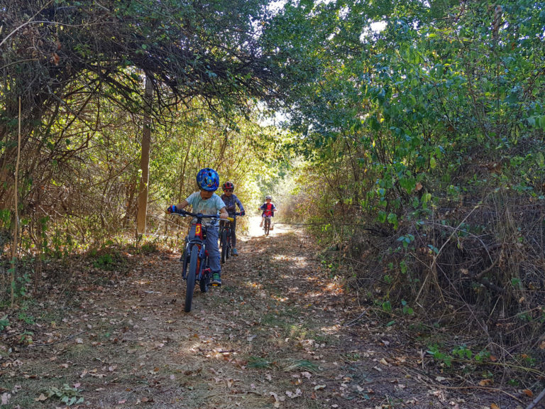 С колело по Трънското ждрело