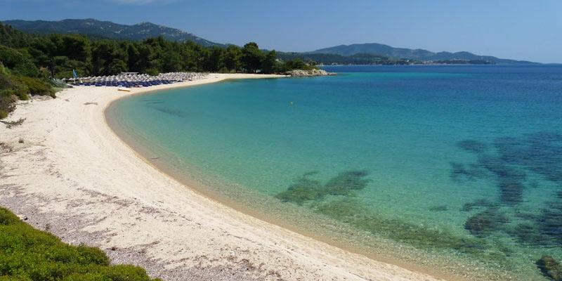 Плажовете на Ситония