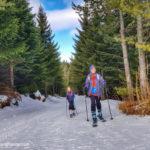 Семеен ски туринг до хижа Рилски езера