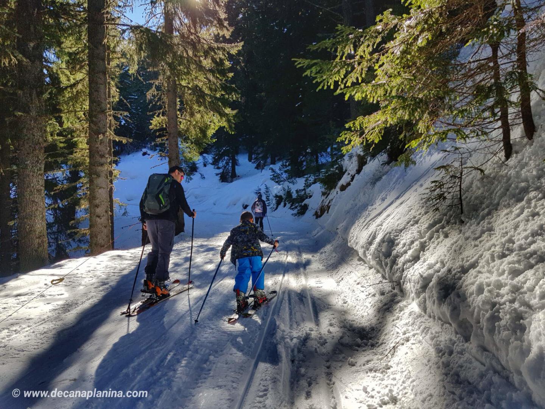 семеен ски туринг