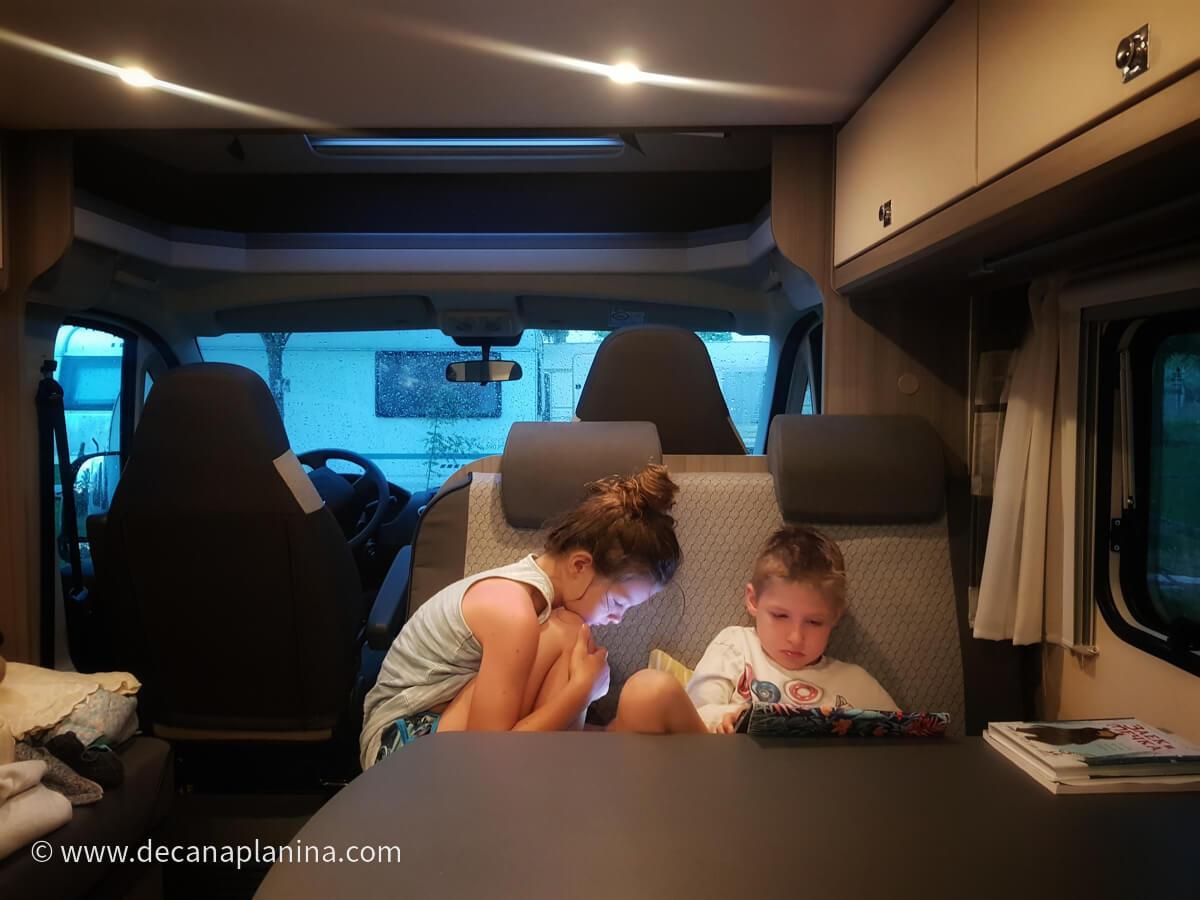 Пътуване с кемпер