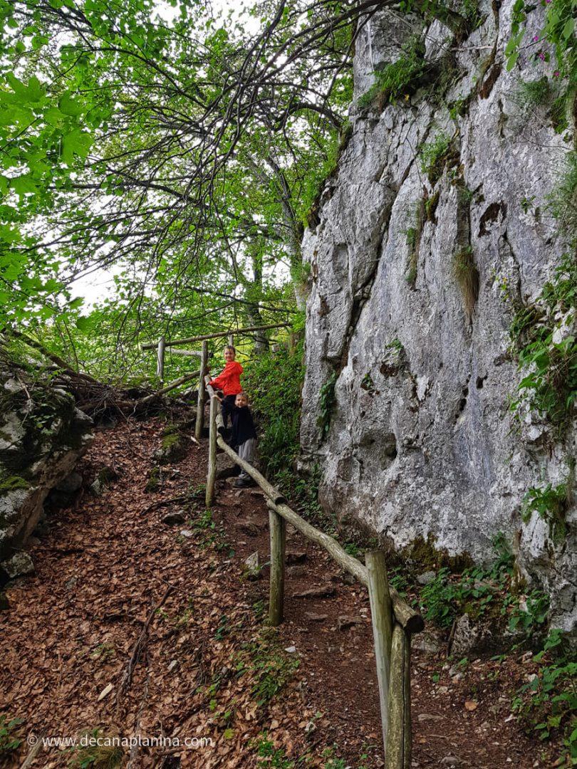 екопътека Боров камък
