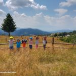 Детска велоинвазия в Западни Родопи - от гара Аврамово през Орцево до Краище