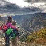 Лакатнишки скали, Темната дупка и Ръжишка пещера - едно весело, есенно приключение