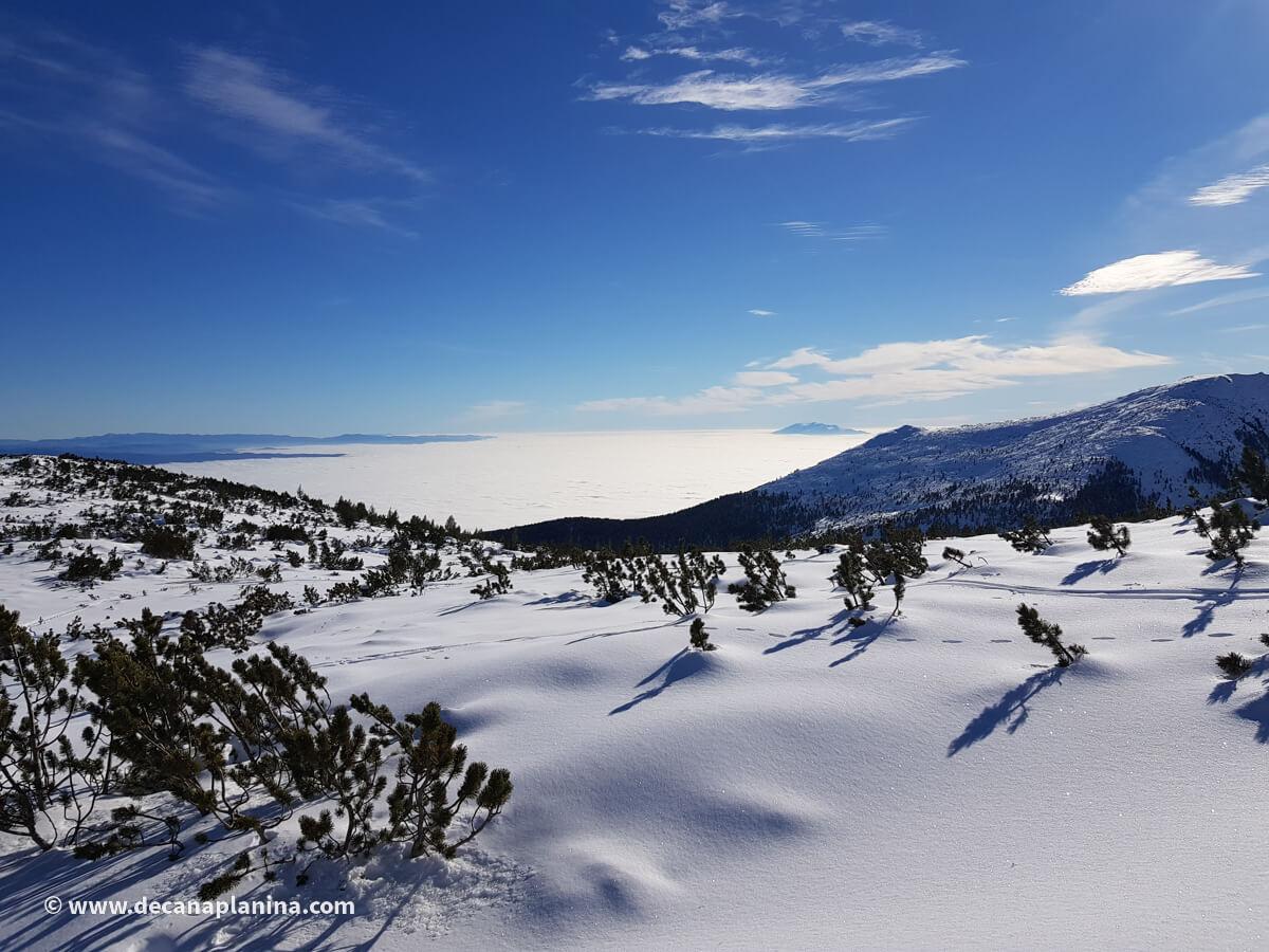 ски преход Безбог