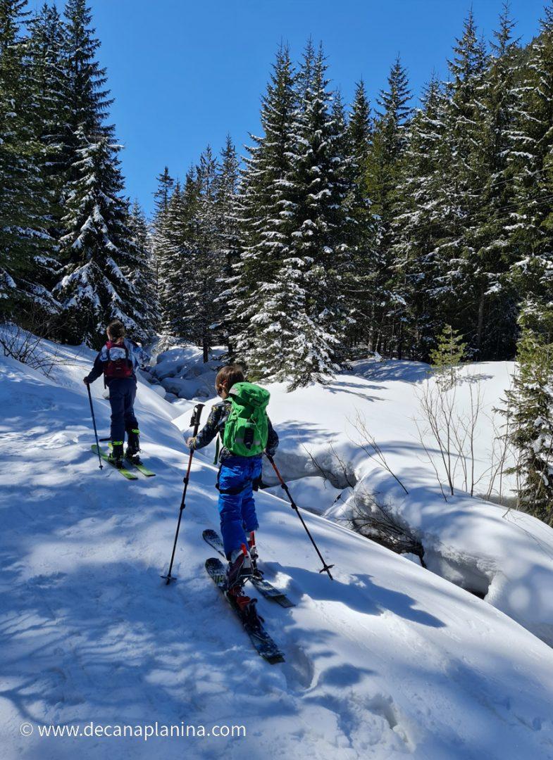 Ски туринг хижа Мальовица