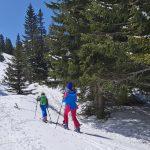 Ски туринг с децата до хижа Мальовица