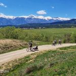 Ново 20 - велоразходка с рикша из Разложката котловина