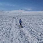 Ски туринг с децата до Черни връх и спускане до кв. Симеоново